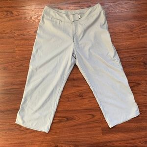 Patagonia Crop Capri Quick Dry Soft Pants 10